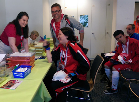 Special Olympics National Summer Games 2014: Healthy Hearing