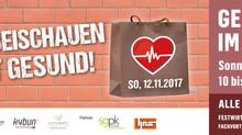 Gesundheitstag im Hamel am Sonntag, 12.11.2017