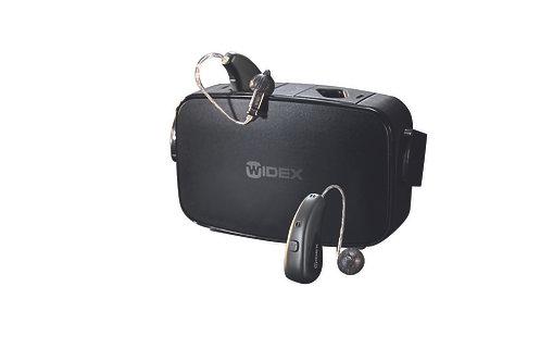Widex MOMENT330 M3-mRIC R D (MRR2D), 2 Hörgeräte inkl. Akku und Ladestation