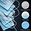 Thumbnail: Mundschutzmaske, PM 2.5
