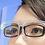 Thumbnail: Gesichtsschutz Visier mit integriertem Brillengestell