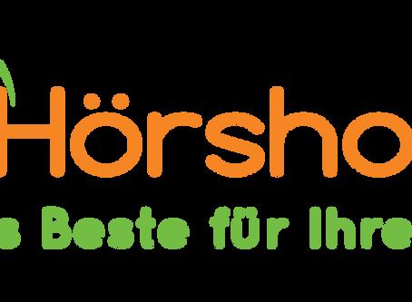 Neu Eröffnet: Hörshop -Der Onlineshop des Hörladens