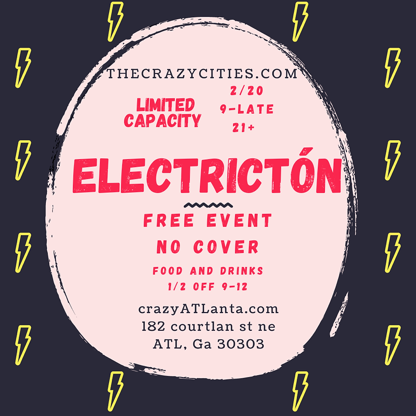 ElectricTÓN FREE EVENT