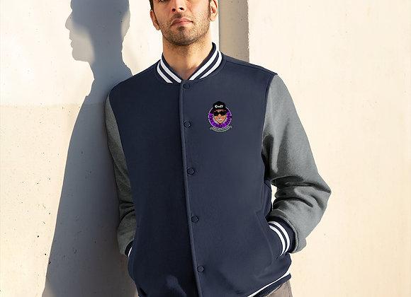Men's Varsity Jacket TheCrazyCities George