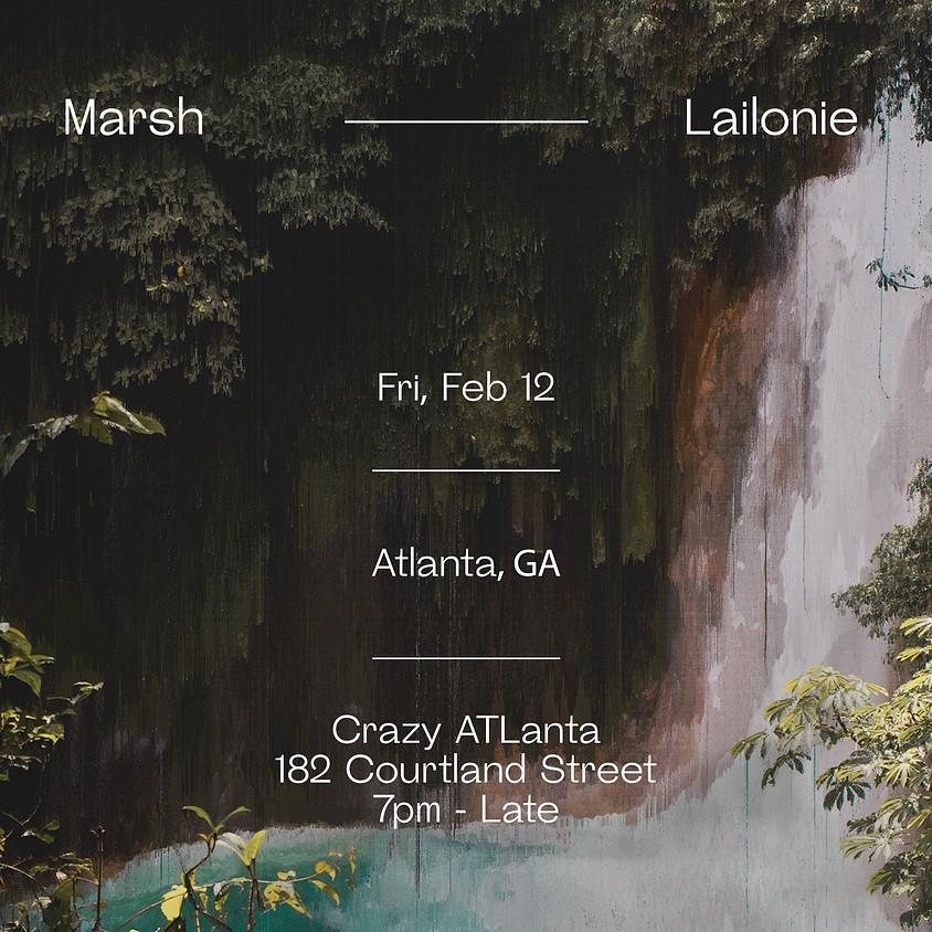 MARSH - Lailonie Tour | Atlanta, GA