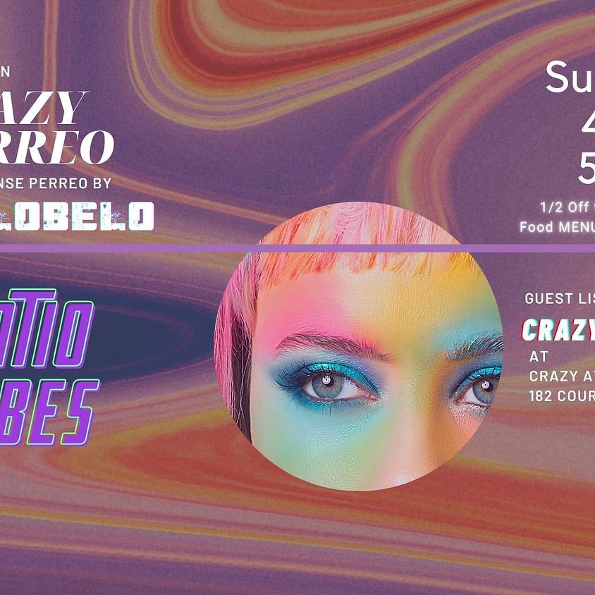 crazy PERREO 4th Edition - ATLanta