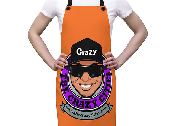 Apron The Crazy Cities george