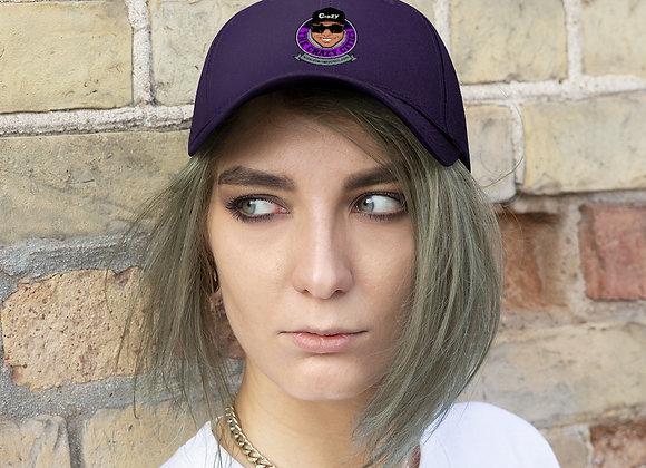 Unisex Twill Hat crazy George