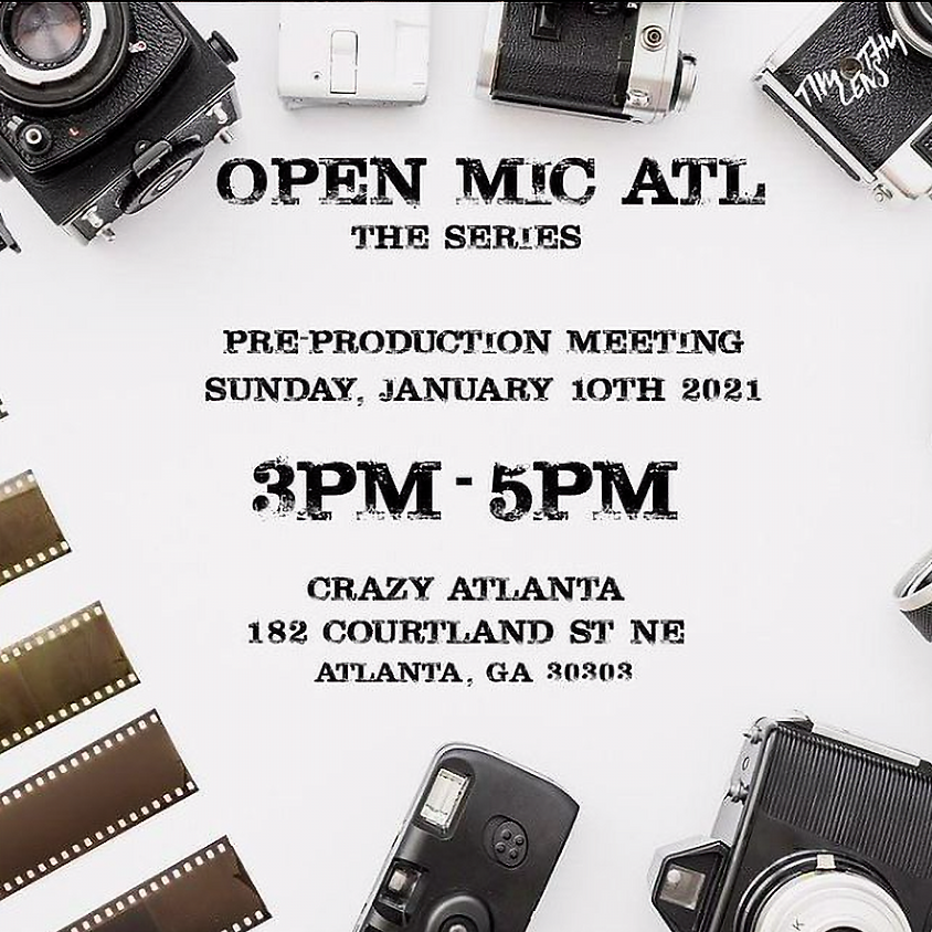 Open Mic ATL The Series