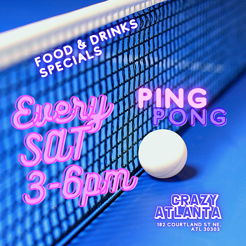 Ping Pong n Specials