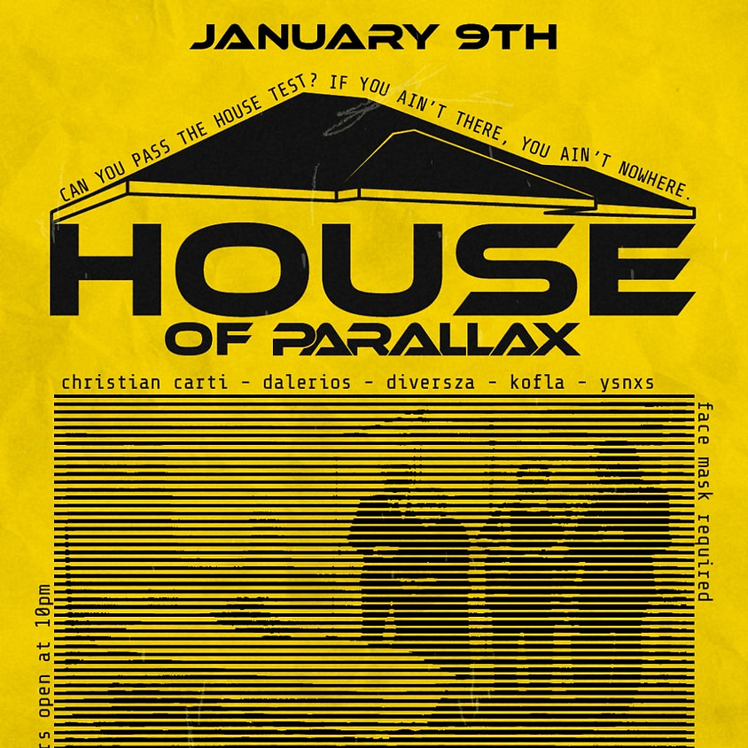 HOUSE OF PARALLAX