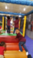 Scramble Playspace