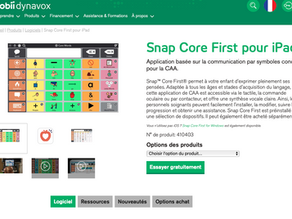 SNAP CORE FIRST