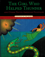 The Girl Who Helped Thunder
