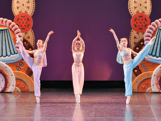 バレエを早い年齢から始めると良い理由🌸