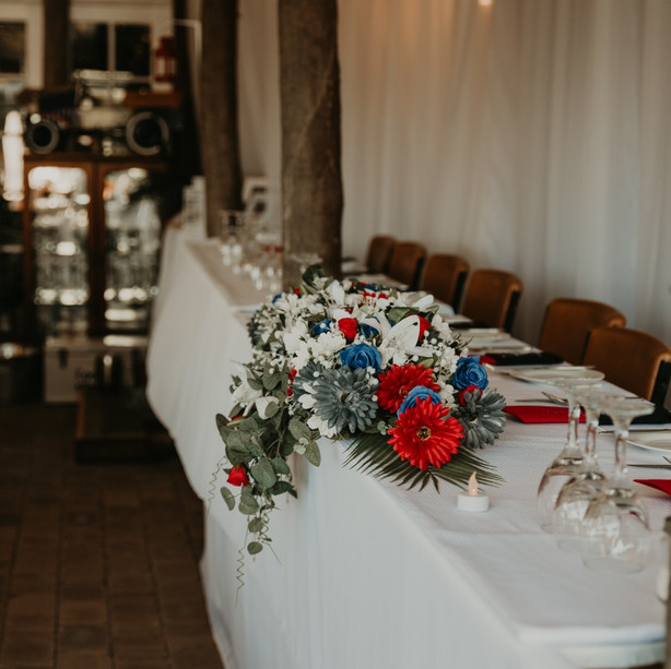 Bridal Table for 12