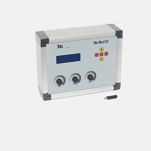 MM02 - Simulatore per pompe e iniettori common rail