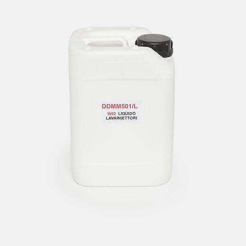 MM501/L - Liquido di prova per lavainiettori