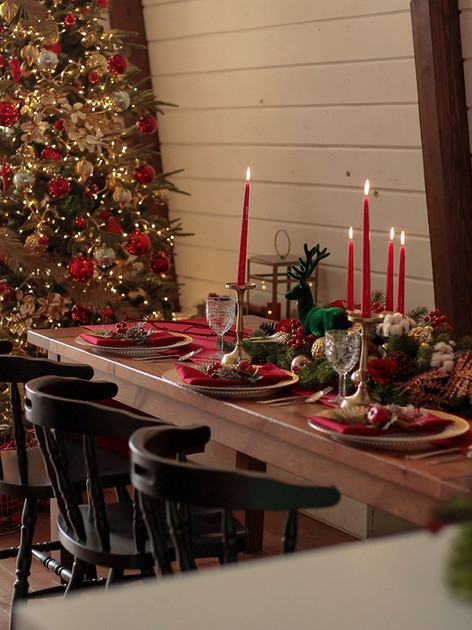 Snow White Artificial Christmas Tree