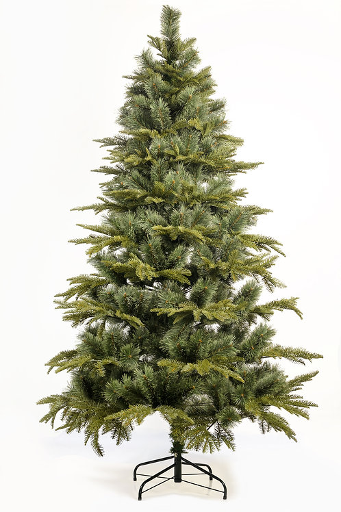 7.2 ft Artificial Christmas Tree Pine