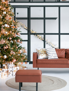 7ft Artificial Christmas Tree Sunshine