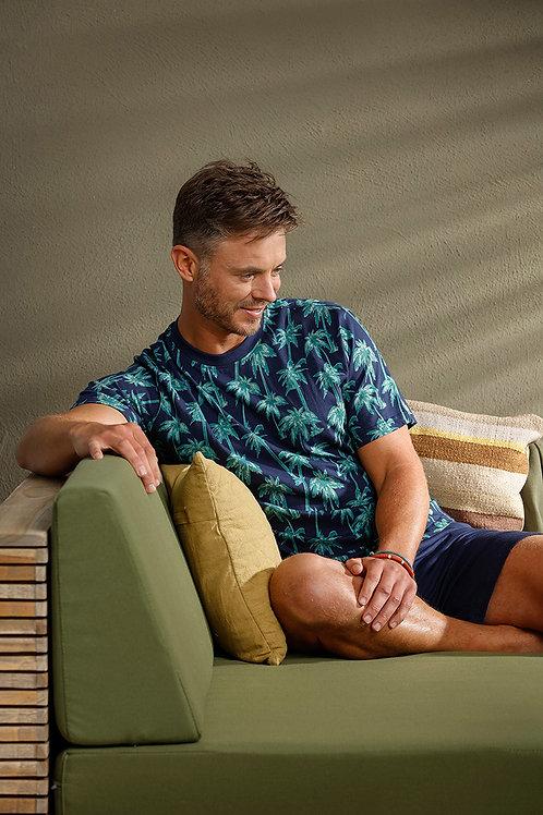 Bora Bora- Pastunette for Men - Pyjashort