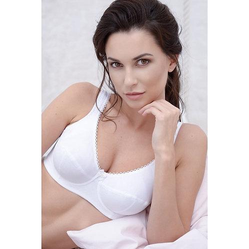 Gabriella - SG armatures coton - Blanc - PIEGE