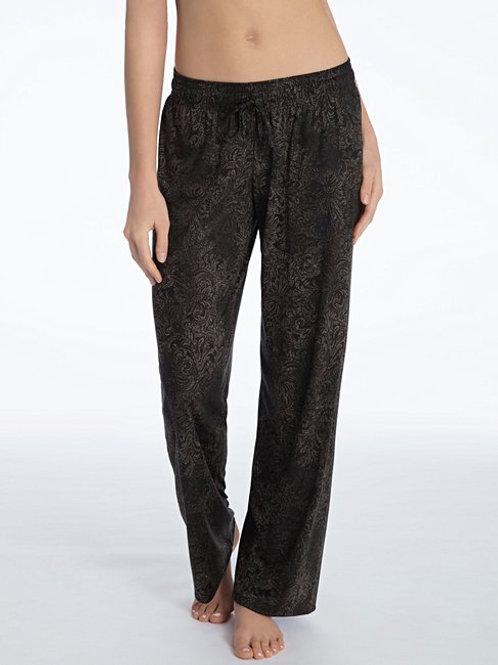 Pantalon détente 100% Modal (29294) - Vert - CALIDA