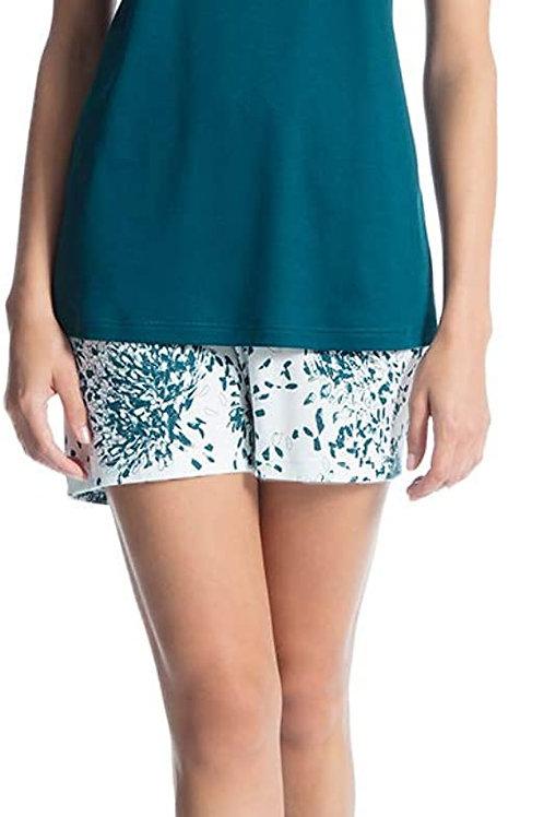 Pyjashort coton Supima (40051) - CALIDA