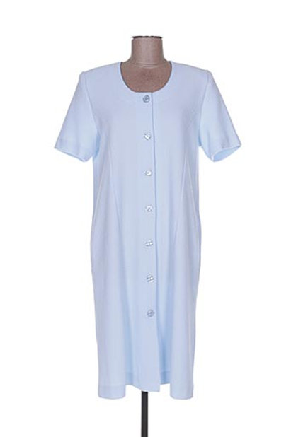 Robe de chambre - Bleue - EGATEX