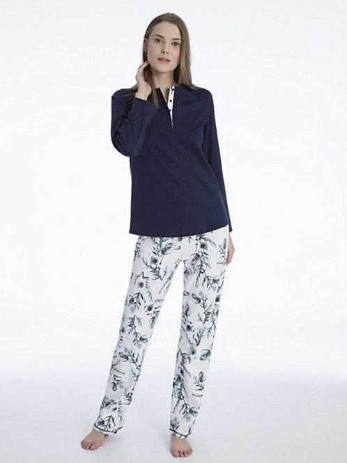 Pyjama coton (41526) - CALIDA