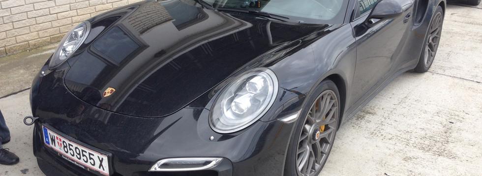 porsche 911 turbo s 991