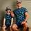 Thumbnail: Bora Bora- Pastunette for Men - Pyjashort