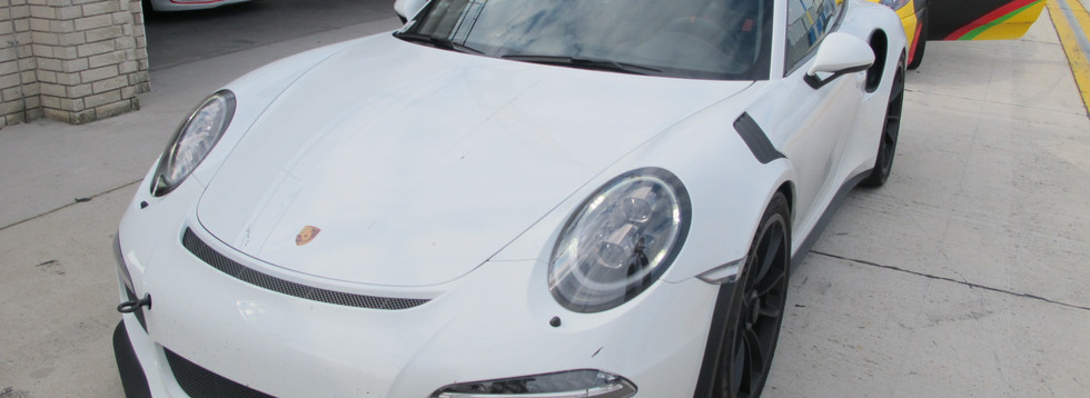 porsche 911 gt3rs 991