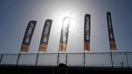 sportfahrer pannonia ring trackday flagg