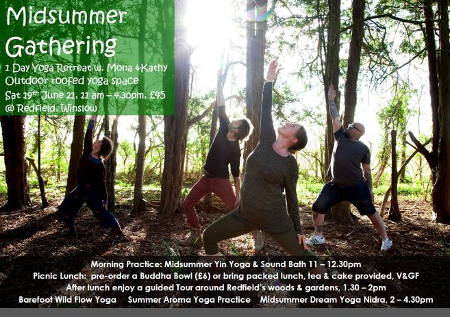 Midsummer gathering 2021