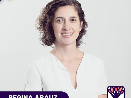 Entrevista a Regina Arauz