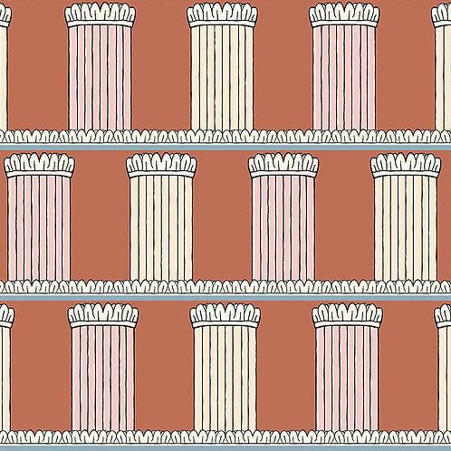 Pillars Terra and Pink