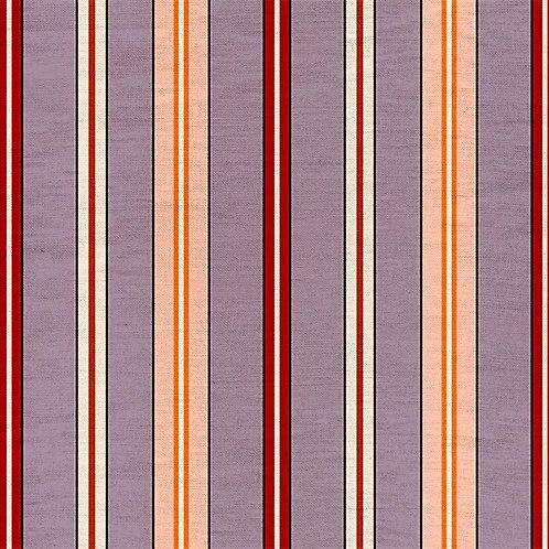 Sporty Stripes - Lilac