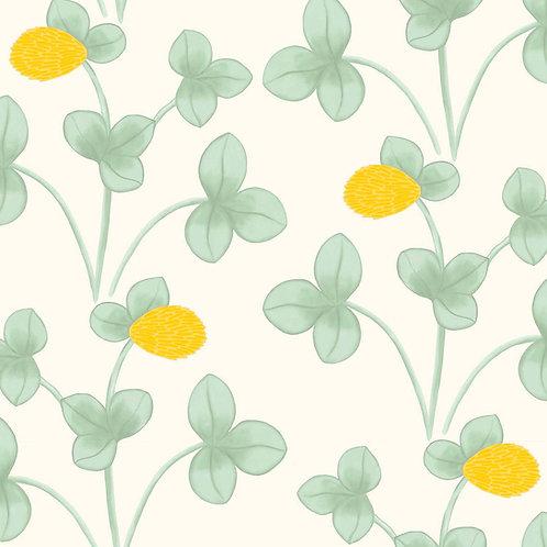 Chintz Constance - Lemon