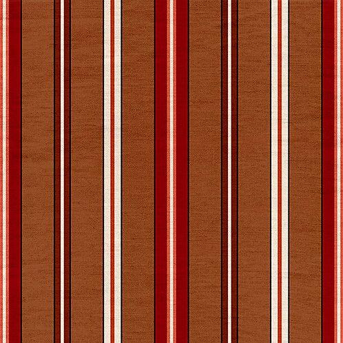 Sporty Stripes - Brown