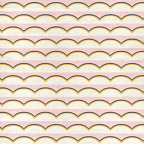 Scallops - Pink