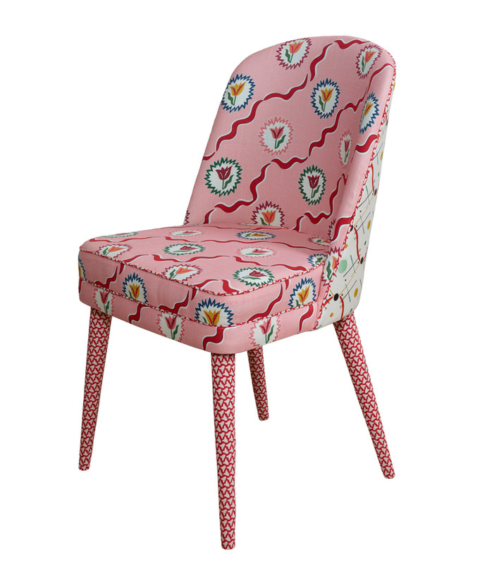 THE DINING CHAIR COMPANY X OTTOLINE