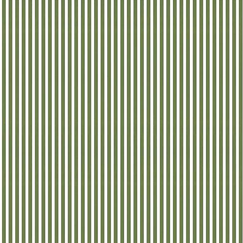 Tuscan Stripes - Green