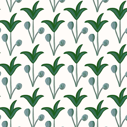 Spring Rhythm - Green