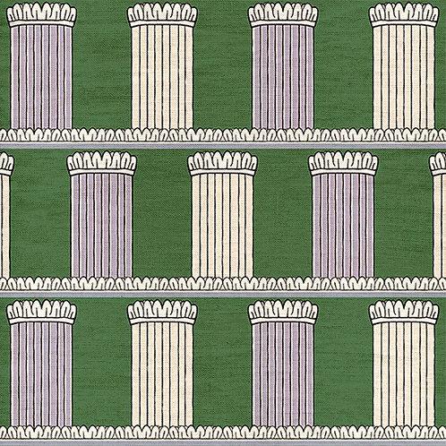 Pillars - Green