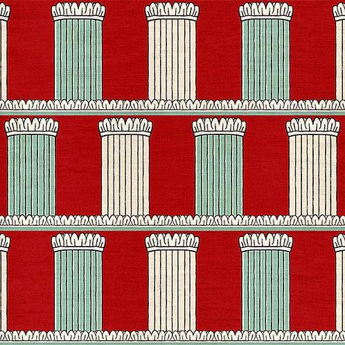 Pillars - Red