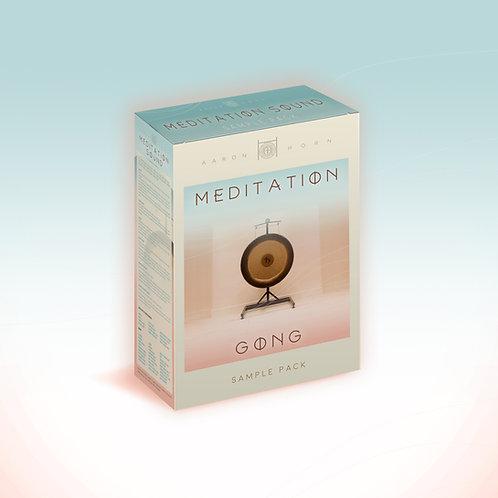 Sound Meditation Gong