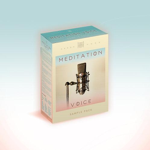 Sound Meditation Voice