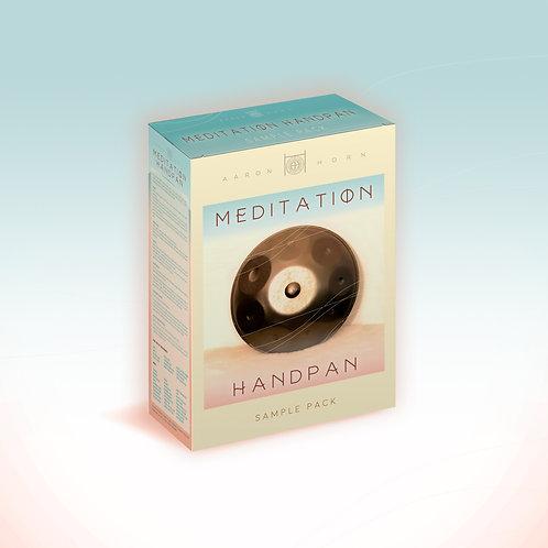 Sound Meditation Hand Pan